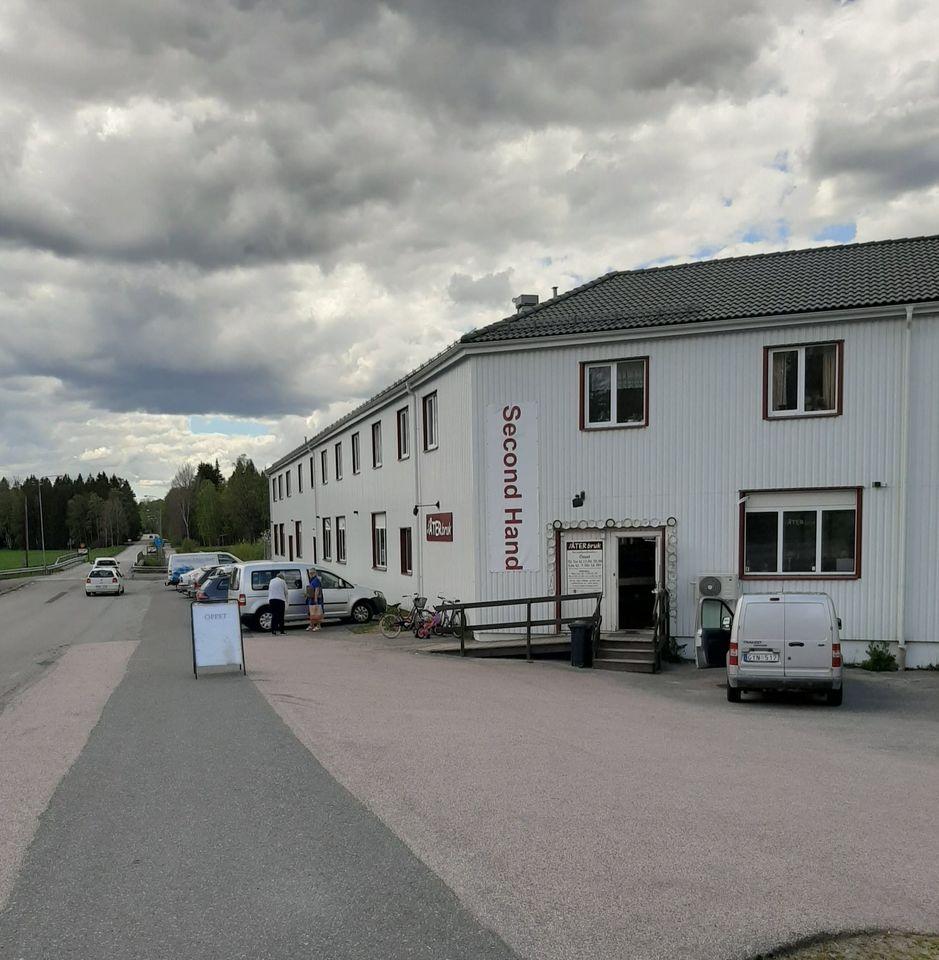Här hittar du Nätverk Sverige-Lettland – och Butik Återbruk.